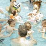 Baby Swimming στη Θεσσαλονίκη - Κολύμβηση για βρέφη - Baby Swimming Thessaloniki - Ιχθείς Aqua Club - η βρεφική κολύμβηση στη Θεσσαλονίκη