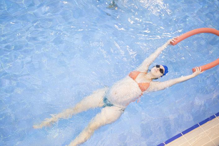 Aqua Yoga για εγκύους στη Θεσσαλονίκη η καλύτερη δραστηριότητα για εγκύους από τους Ιχθείς Aqua Club - Baby Swimming Thessaloniki