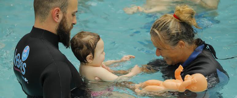 Βρεφική Κολύμβηση στη Θεσσαλονίκη - Ομάδα κολύμβησης Ιχθύς | Baby Swimming Thessaloniki
