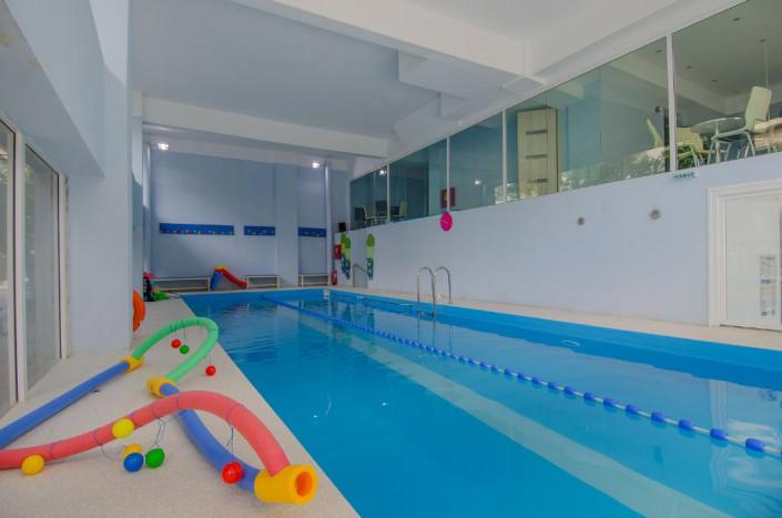 Τα κολυμβητήρια στη Θεσσαλονίκη της ομάδας κολύμβησης Ιχθύς - Baby Swimming Thessaloniki