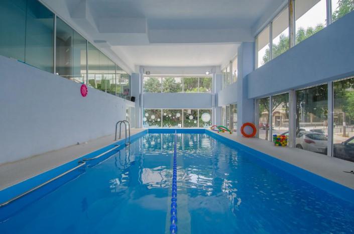 Κολυμβητήριο Ιχθύς Καλαμαριά - Baby Swimming Thessaloniki - πισίνες με όζον