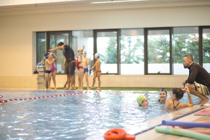 Κολύμβηση για γονείς και παιδιά σε ειδικές τιμές