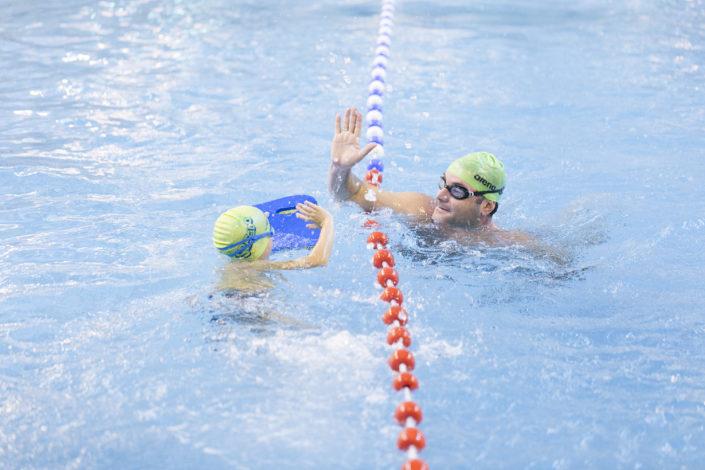 Γονείς και παιδιά στο κολυμβητήριο! Ένα μοναδικό παράλληλο πρόγραμμα γυμναστική στο κολυμβητήριο της Αρωγής από τους Ιχθείς Aqua Club!