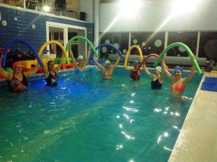 Μαθήματα κολύμβησης για ενήλικες από τους Ιχθείς Aqua Club!