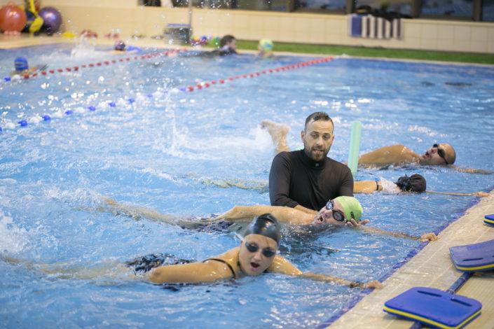 Προγράμματα κολύμβησης για ενήλικες στη Θεσσαλονίκη