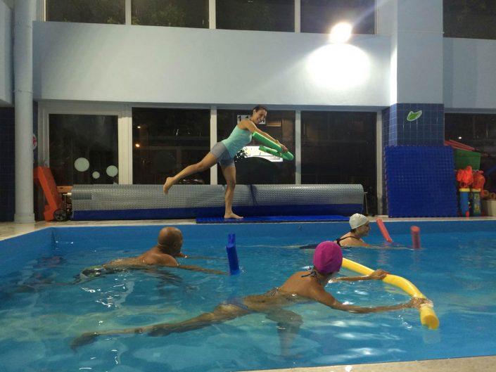 Οφέλη Aqua Aerobic