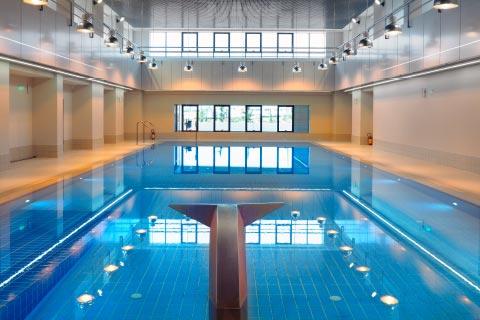 Κολυμβητήριο Ιχθύς EUROMEDICA - Αρωγή