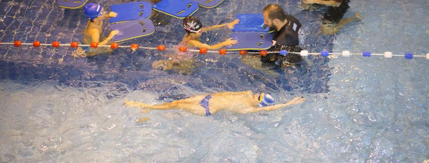 Εξοπλισμός για τις ακαδημίες κολύμβησης
