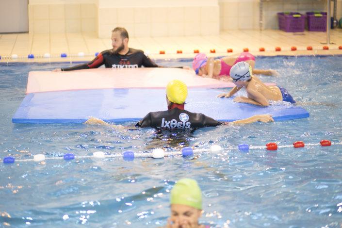 Ακαδημίες κολύμβησης για παιδιά από 8 ετών στη Θεσσαλονίκη