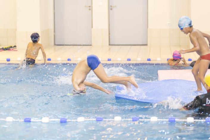 Ακαδημίες κολύμβησης για παιδιά από 5 ετών στη Θεσσαλονίκη