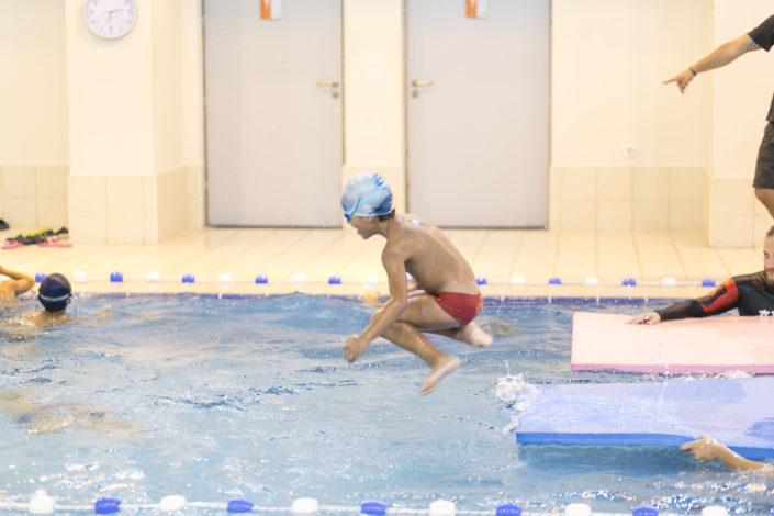 Ακαδημίες κολύμβησης για παιδιά από 4 ετών στη Θεσσαλονίκη