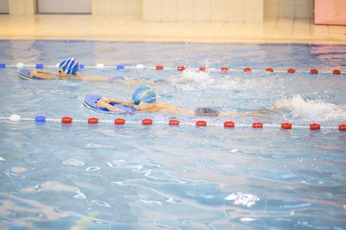 Ακαδημίες κολύμβησης για παιδιά από 3 ετών στη Θεσσαλονίκη