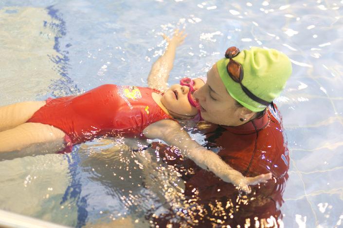 Κολυμβητήριο για παιδιά 9 ετών στη Θεσσαλονίκη