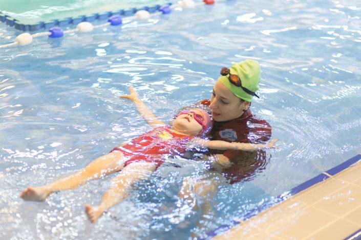 Κολυμβητήριο για παιδιά 8 ετών στη Θεσσαλονίκη