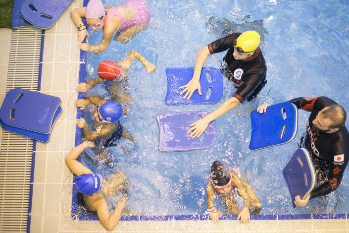 Κολυμβητήριο για παιδιά 6 ετών στη Θεσσαλονίκη