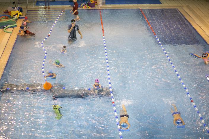 Κολυμβητήριο για παιδιά 5 ετών στη Θεσσαλονίκη