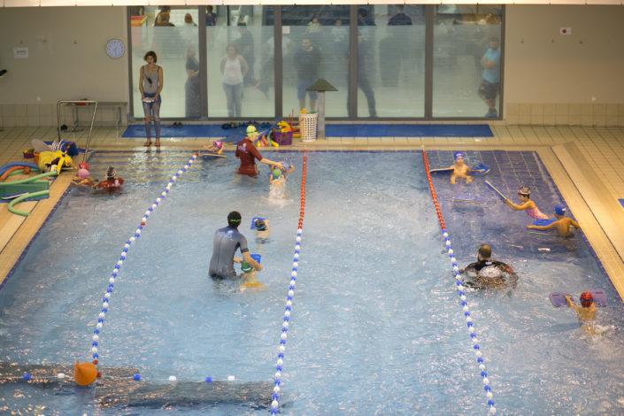 Ακαδημίες κολύμβησης στη Θεσσαλονίκη από τους Ιχθείς Aqua Club