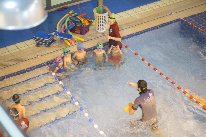 Κολυμβητήριο για παιδιά 4 ετών στη Θεσσαλονίκη
