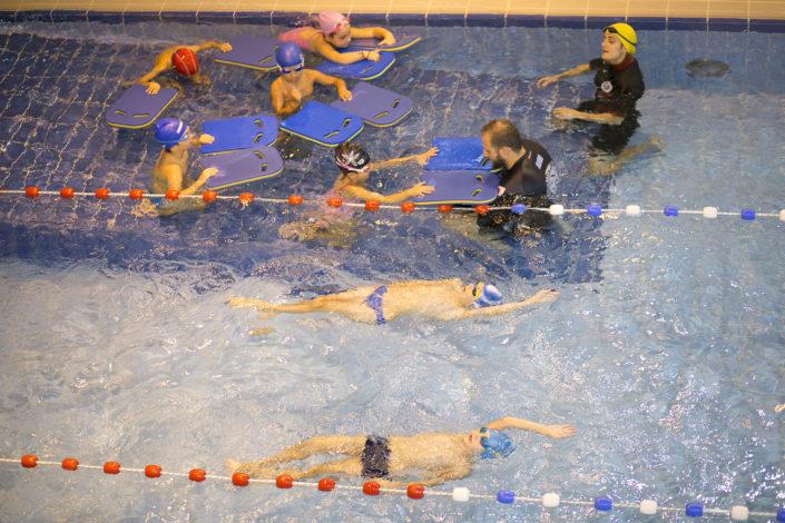 Κολυμβητήριο για παιδιά 3 ετών στη Θεσσαλονίκη