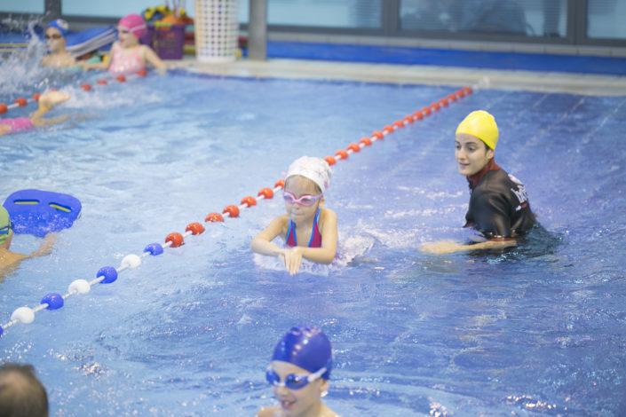 Κολυμβητήριο για παιδιά 2 ετών στη Θεσσαλονίκη