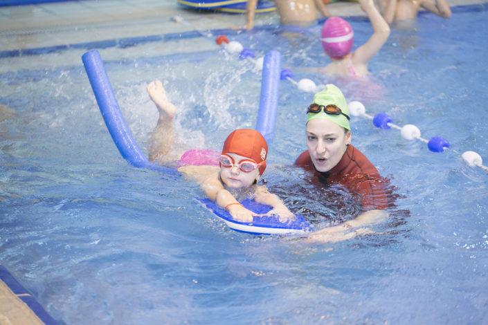 Τμήματα κολύμβησης για παιδιά στη Θεσσαλονίκη από τους Ιχθείς Aqua Club - Baby Swimming Thessaloniki