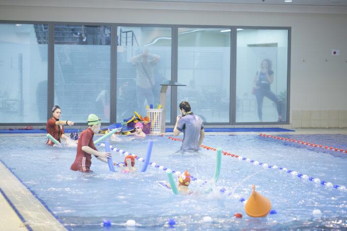 Κολύμβηση για παιδιά στη Θεσσαλονίκη από τους Ιχθείς Aqua Club - Baby Swimming Thessaloniki