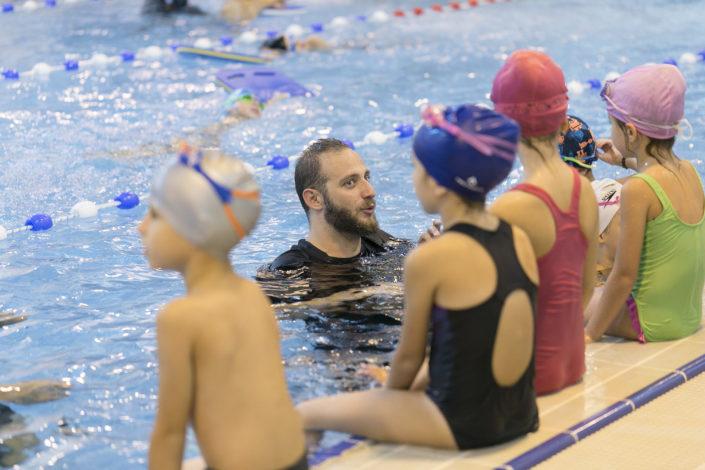 παιδική κολύμβηση