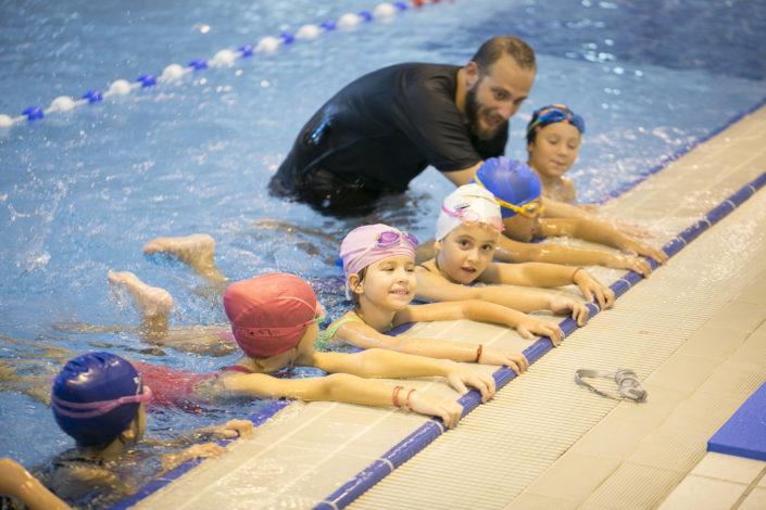 Κολύμβηση για παιδιά μέσα από το παιχνίδι!