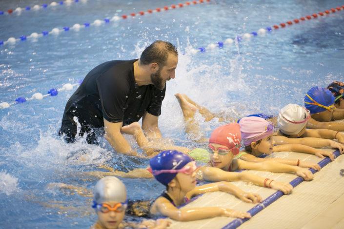Κολύμβηση παιδιών μέσα από το παιχνίδι!