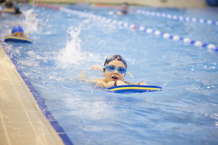 Η κολύμβηση στη Θεσσαλονίκη γίνεται παιχνίδι! Προγράμματα ακαδημιών κολύμβησης από τους Ιχθείς Aqua Club!