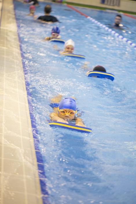 Ακαδημίες κολύμβησης στη Θεσσαλονίκη από τους Ιχθείς Aqua Club - Baby Swimming Thessaloniki