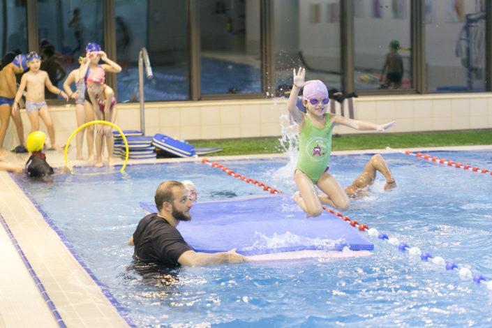 Κολυμβητήριο με όζον στη EUROMEDICA - Αρωγή