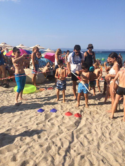 Ιχθείς Summer Camp by the Sea 2018 - καλοκαιρινές δραστηριότητες για παιδιά - Καλοκαιρινή απασχόληση