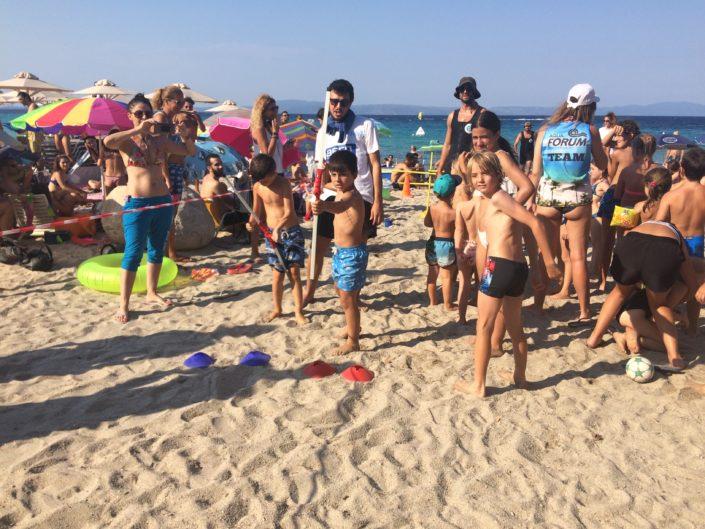 Ιχθείς Summer Camp by the Sea 2018 - δημιουργική απασχόληση για παιδιά - Καλοκαιρινή απασχόληση