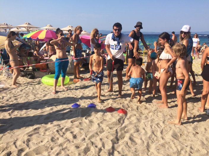 Ιχθείς Summer Camp by the Sea 2018 - δημιουργική απασχόληση για παιδιά στη θάλασσα - Καλοκαιρινή απασχόληση