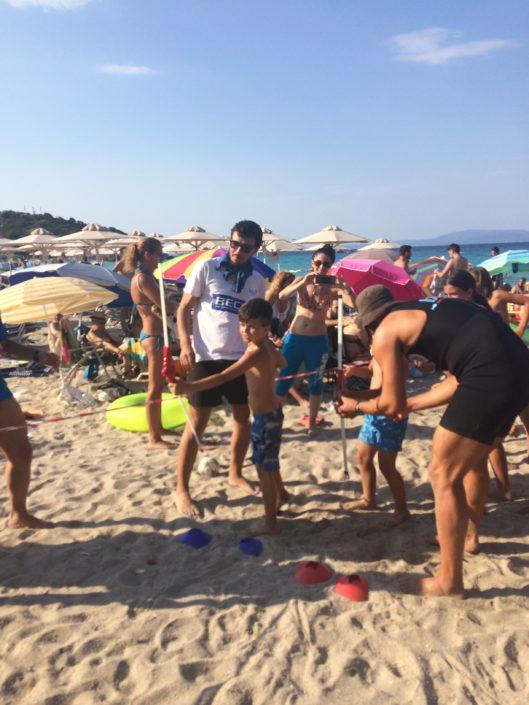 Ιχθείς Summer Camp by the Sea 2018 - απασχόληση για παιδιά στη θάλασσα - Καλοκαιρινή απασχόληση