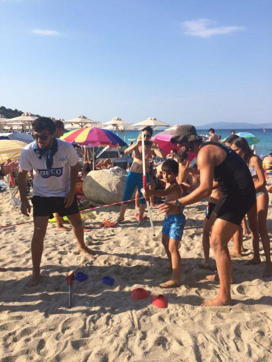 Ιχθείς Summer Camp by the Sea 2018 - διασκέδαση για παιδιά στη θάλασσα - Καλοκαιρινή απασχόληση