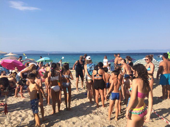 Ιχθείς Summer Camp by the Sea 2018 - καλοκαιρινή διασκέδαση για παιδιά στη θάλασσα - Καλοκαιρινή απασχόληση