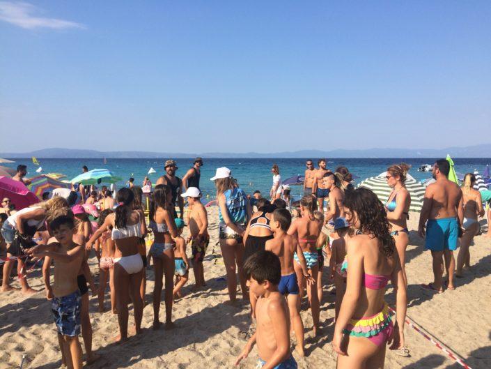 Ιχθείς Summer Camp by the Sea 2018 - πρόγραμμα απασχόλησης για παιδιά στη θάλασσα - Καλοκαιρινή απασχόληση