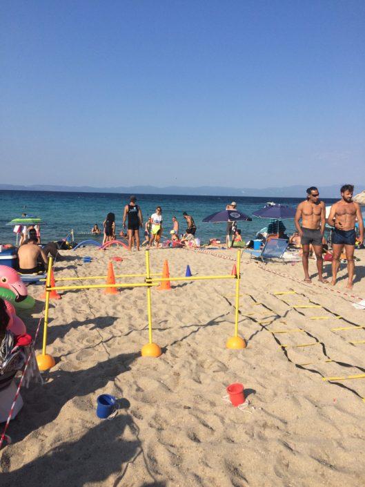 Ιχθείς Summer Camp by the Sea 2018 - προγράμματα δημιουργικής απασχόλησης για παιδιά στη θάλασσα - Καλοκαιρινή απασχόληση