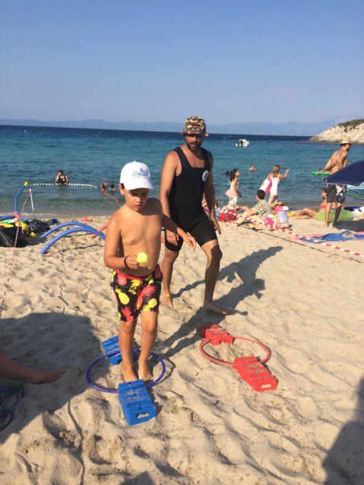 Ιχθείς Summer Camp by the Sea 2018 - προγράμματα απασχόλησης για παιδιά στη θάλασσα - Καλοκαιρινή απασχόληση
