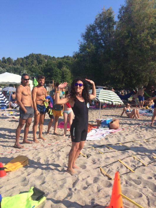 Ιχθείς Summer Camp by the Sea 2018 - παιχνίδια και αθλοπαιδιές για παιδιά στη θάλασσα - Καλοκαιρινή απασχόληση