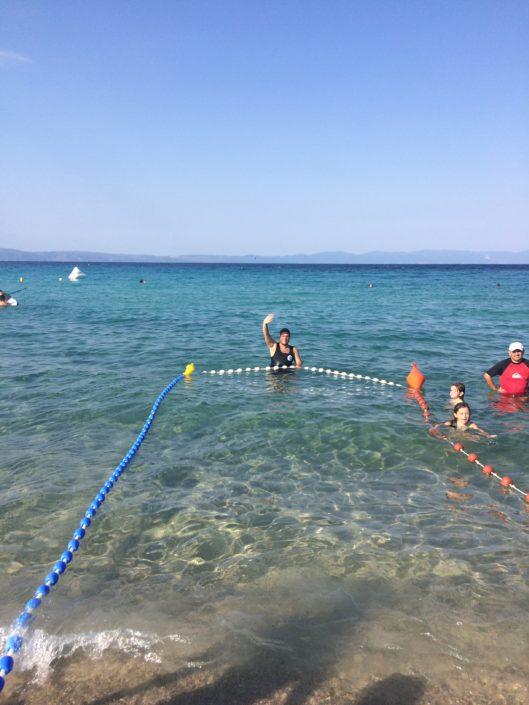 Ιχθείς Summer Camp by the Sea 2018 - παιχνίδια για παιδιά στη θάλασσα - Καλοκαιρινή απασχόληση