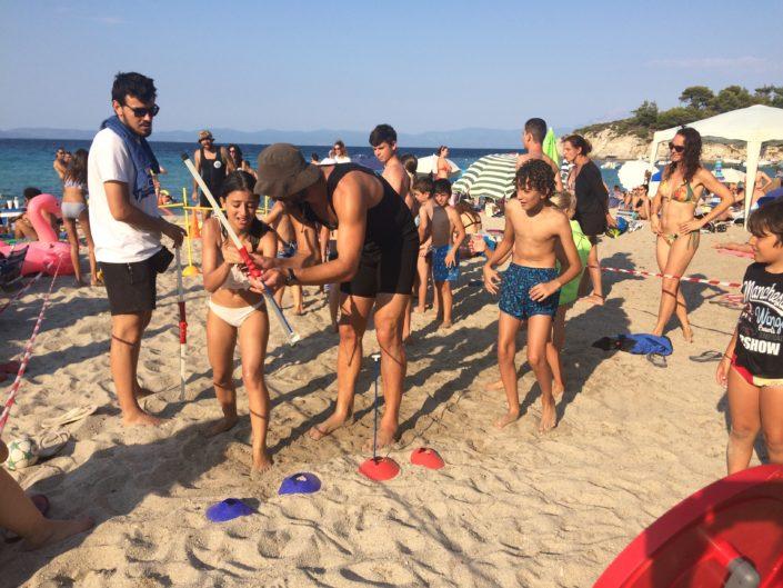 Ιχθείς Summer Camp by the Sea 2018 – δημιουργικές δραστηριότητες για παιδιά στη θάλασσα το καλοκαίρι