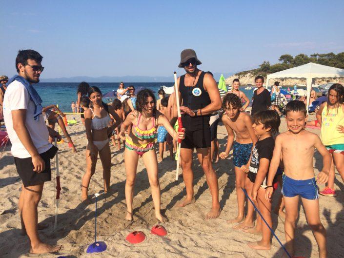 Ιχθείς Summer Camp by the Sea 2018 – δημιουργικές δραστηριότητες για παιδιά στη θάλασσα