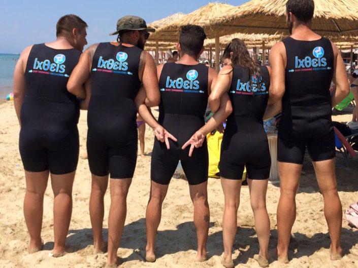 Ιχθείς Summer Camp by the Sea 2018 – καλοκαιρινή απασχόληση για παιδιά στη θάλασσα