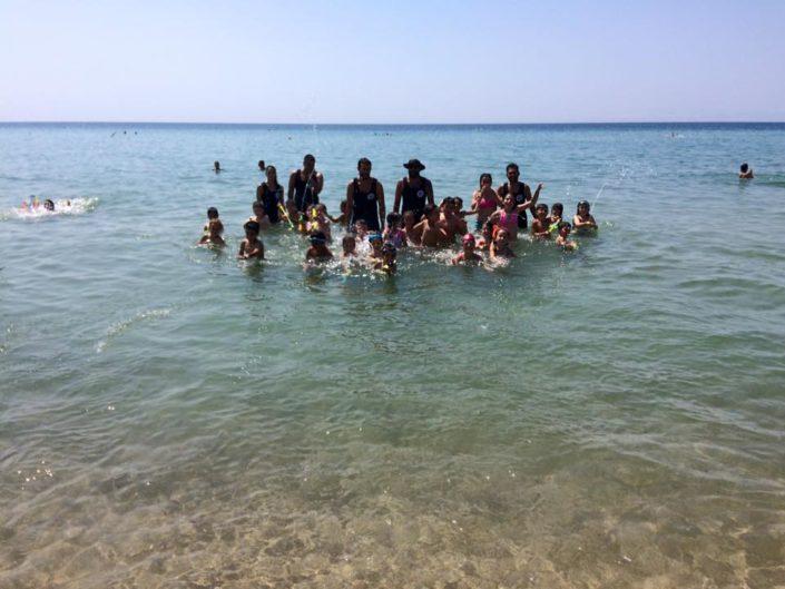 Ιχθείς Summer Camp by the Sea 2018 – καλοκαιρινή απασχόληση για παιδιά στη θάλασσα το καλοκαίρι - Διασκεδάστε μαζί μας!