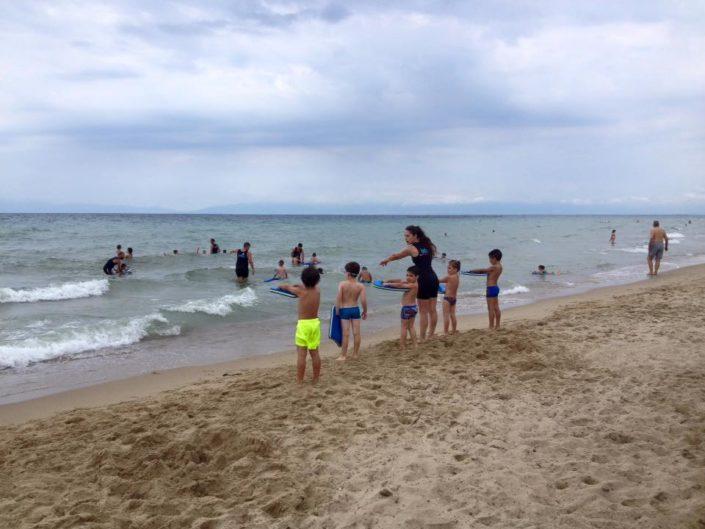 Ιχθείς Summer Camp by the Sea 2018 – καλοκαιρινό πρόγραμμα οργανωμένων δραστηριοτήτων για παιδιά